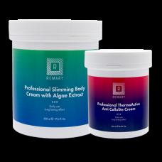 Set profesional anti celulita, slabire si anti vergeturi - Sets - Remary - 2 produse