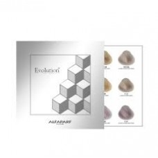 Catalog Culori - Evolution Of The Color Cube - 2018 - Alfaparf