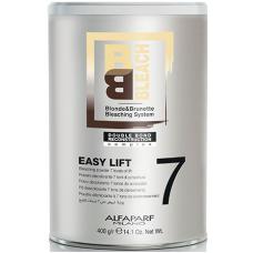 Pudra decoloranta 7 tonuri - Easy Lift Bleaching Powder 7 tones - Alfaparf - 400g
