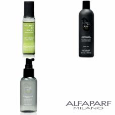 Kit energizant anti-cadere pentru barbati - Blends of Many - Alfaparf Milano - 3 produse