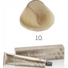 Vopsea permanenta profesionala - 10 - Evolution of the Color Cube - Alfaparf Milano - 60 ml