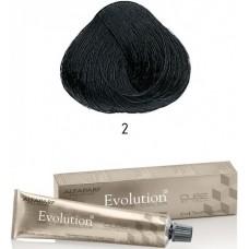 Vopsea permanenta profesionala - 2 - Evolution of the Color Cube - Alfaparf Milano - 60 ml