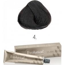 Vopsea permanenta profesionala - 4 - Evolution of the Color Cube - Alfaparf Milano - 60 ml
