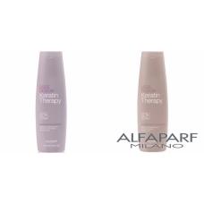 Kit sampon + balsam - Lisse Design - Keratin Therapy - Alfaparf Milano - 2 produse