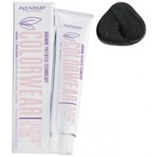 Vopsea semi-permanenta fara amoniac profesionala - 1 - Professional Hair Dye - Color Wear - Alfaparf Milano - 60 ml