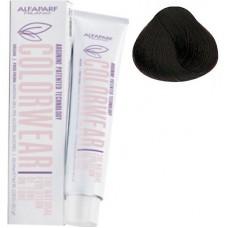 Vopsea semi-permanenta fara amoniac profesionala - 5.32 - Professional Hair Dye - Color Wear - Alfaparf Milano - 60 ml