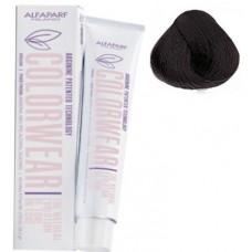 Vopsea semi-permanenta fara amoniac profesionala - - 5.53 - Professional Hair Dye - Color Wear - Alfaparf Milano - 60 ml