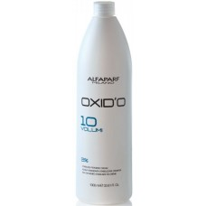 Oxidant crema profesional 3% - Evolution of the Color Cube 10 Vol - Alfaparf Milano - 1000ml