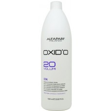 Oxidant crema profesional 6% - Evolution of the Color Cube 20 Vol - Alfaparf Milano - 1000ml