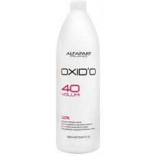 Oxidant crema profesional 12% - Evolution of the Color Cube 40 Vol - Alfaparf Milano - 1000ml