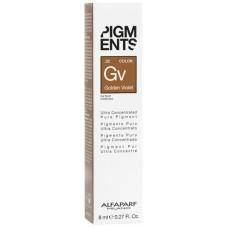 Pigment concentrat auriu violet - .32 Golden Violet - Ultra Concentrated Pure Pigment - Alfaparf Milano - 8 ml