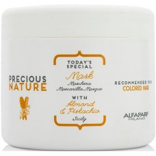 Masca intensiva pentru protectia culorii parului vopsit - Mask - Precious Nature - Colored Hair - Alfaparf Milano - 500 ml