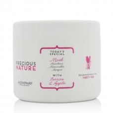 Masca pentru par uscat si insetat - Mask - Precious Nature - Thirsty hair - Alfaparf Milano - 500 ml