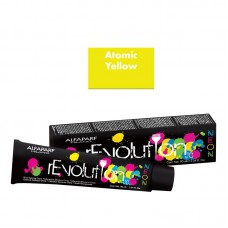Crema de colorare directa - Direct Coloring Cream - Atomic Yellow - Revolution Neon - Alfaparf Milano - 90 ml