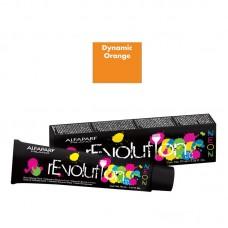 Crema de colorare directa - Direct Coloring Cream - Dynamic Orange - Revolution Neon - Alfaparf Milano - 90 ml