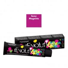 Crema de colorare directa - Direct Coloring Cream - Sexy Magenta - Revolution Neon - Alfaparf Milano - 90 ml