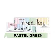 Crema de colorare directa - Direct Coloring Cream - Pastel Green - Revolution Pastel - Alfaparf Milano - 90 ml
