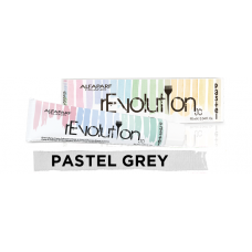 Crema de colorare directa - Direct Coloring Cream - Pastel Grey - Revolution Pastel - Alfaparf Milano - 90 ml