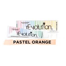 Crema de colorare directa - Direct Coloring Cream - Pastel Orange - Revolution Pastel - Alfaparf Milano - 90 ml
