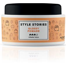 Ceara de stralucire pentru toate tipurile de par - Glossy Pomade - Style Stories - Alfaparf - 100 ml