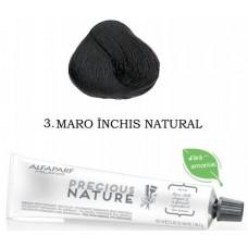Vopsea permanenta fara amoniac profesionala - 3 - Precious Nature - Alfaparf Milano - 60 ml