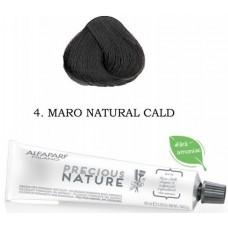 Vopsea permanenta fara amoniac profesionala - 4 - Precious Nature - Alfaparf Milano - 60 ml