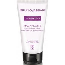 Masca anti-stres cu efect anti-rid - Anti-Stress Mask - The Specifics - Bruno Vassari - 50 ml
