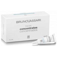 Tratament fluid fiole - Facial Revitalizante 10x3 ml - Bruno Vassari