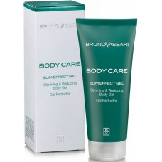Gel cu efect de slabire - Slim Effect Gel - Body Care - Bruno Vassari - 200 ml
