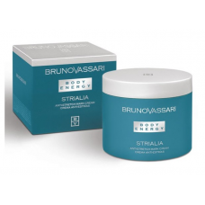 Crema pentru tratarea si prevenirea vergeturilor - Strialia - Anti-Stretch Mark Cream - Bruno Vassari - 200 ml