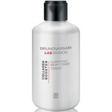 Tonic purificator - Collagen Booster - Clarifying Milky Toner - Bruno Vassari - 200 ml