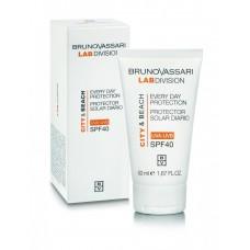 Crema zilnica cu factor de protectie - Every Day Protection Spf 40 - Lab Division - Bruno Vassari - 50 ml