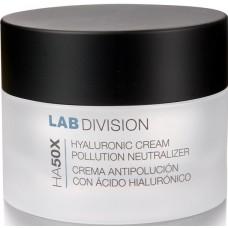 Crema cu acid hialuronic anti-factori poluanti - Hyaluronic Cream Pollution Neutralizer - HA50X - Bruno Vassari - 50 ml