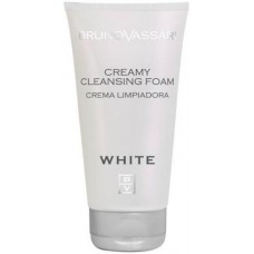 Spuma crema de curatare pentru albire - Creamy Cleansing Foam - Bruno Vassari - 150 ml