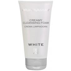 Spuma crema de curatare pentru albire - Creamy Cleansing Foam - Bruno Vassari - 250 ml