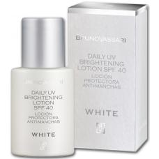 Lotiune pentru albire - Daily UV Brightening Lotion SPF 40 - Bruno Vassari - 40 gr