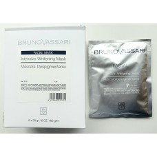 Masca de albire intensiva - Intensive Whitening Mask - Bruno Vassari - 6x30 gr