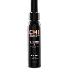 Crema de par hidratanta pentru styling si uscare rapida - Blow Dry Cream - Black Seed Oil - CHI Luxury - 177 ml