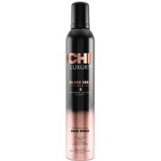 Fixativ pentru textura si volum - Hairspray - Black Seed Oil -Chi Luxury - 340 gr