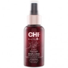 Tratament fara clatire pentru par vopsit - Repair & Shine - Leave-In Tonic - Color Nurture - CHI - 59 ml