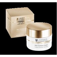 Crema Contur Fata - Skin Contour Cream - Mature Skin - Janssen Cosmetics - 50 ml