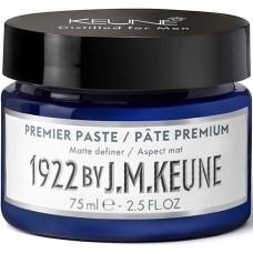 Pasta de styling cu fixare puternica pentru barbati - Premier Paste - Distilled for Men - Keune - 75 ml
