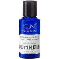 Balsam revigorant cu menta pentru barbati - Refreshing Conditioner - Distilled for Men - Keune - 50 ml