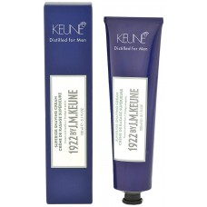 Crema profesionala pentru barbierit - Superior Shaving Cream - Distilled For Men - Keune - 150 ml