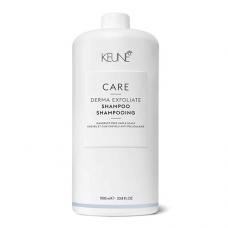 Șampon anti-mătreață cu minerale esențiale - Derma Exfoliating Shampoo - Keune - 1000 ml