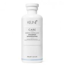 Șampon anti-mătreață cu minerale esențiale - Derma Exfoliating Shampoo - Keune - 300 ml