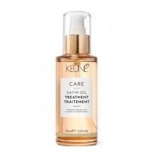 Ulei tratament de strălucire și hrănire pentru părul deshidratat - Satin Oil Treatment - Keune - 95 ml