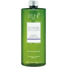 Balsam calmant - Calming Conditioner - So Pure - Keune - 1000 ml