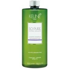 Sampon calmant pentru scalp sensibil - Calming Shampoo - So Pure - 1000 ml