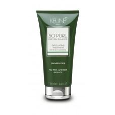 Tratament intensiv anti-mătreață - Exfoliating Treatment - So Pure - Keune - 100 ml